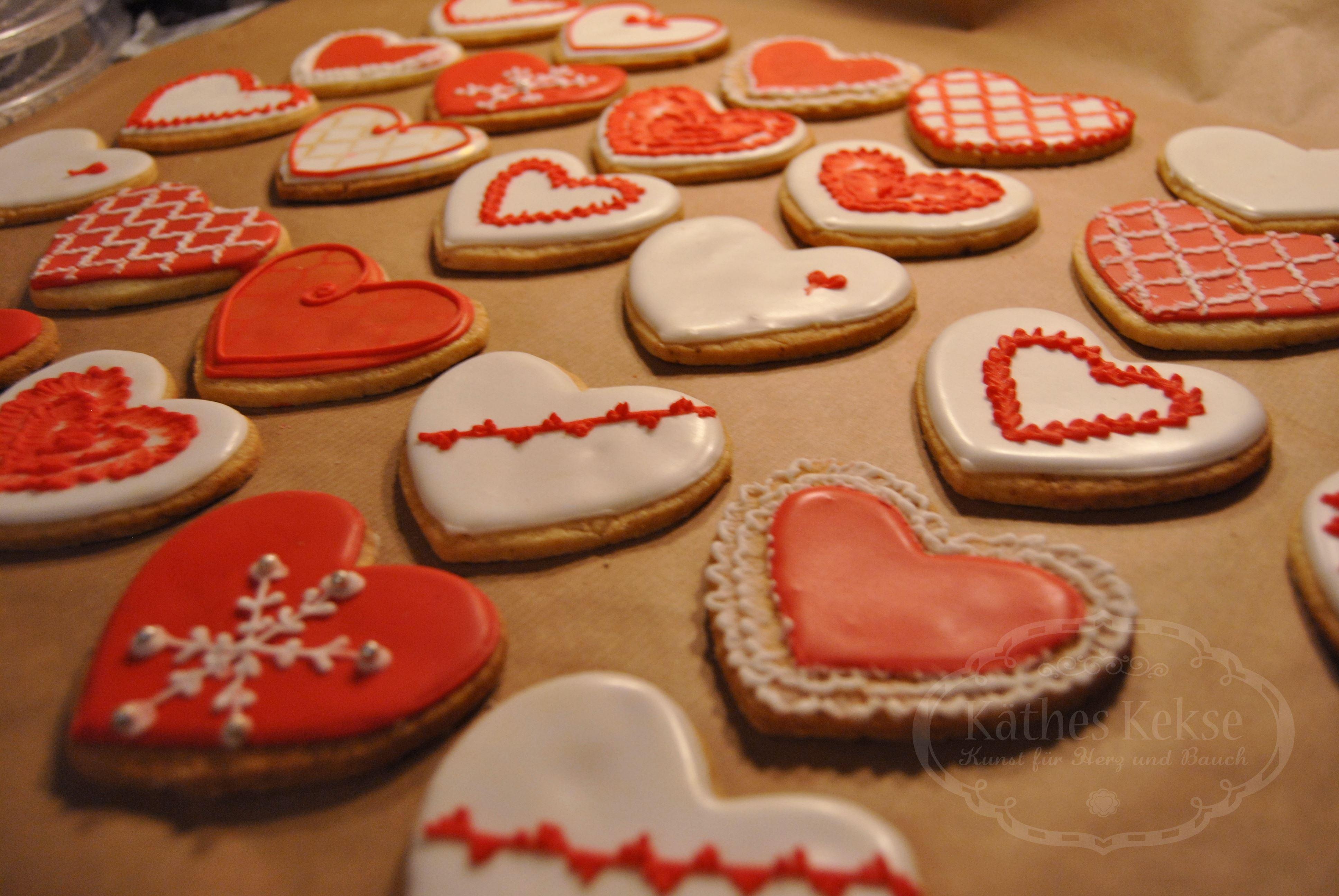 Ein Herz (Keks) für Flüchtlinge