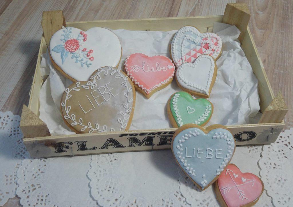 Valentinstags-Kekse, Valentines Cookies