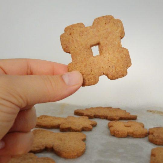 vegane Kekse – das Basisrezept